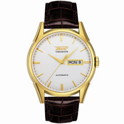 TISSOT HERITAGE VISODATE AUTOMATIC 40MM MEN'S WATCH T019.430.36.031.01