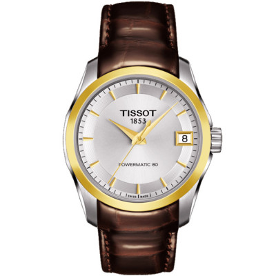 TISSOT COUTURIER POWERMATIC 80 32MM LADY'S WATCH T035.207.26.031.00