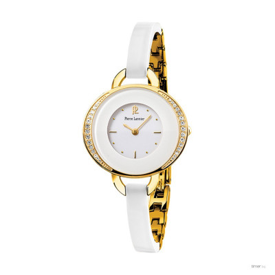 PIERRE LANNIER ELEGANCE CERAMIC LADY'S WATCH 085K500