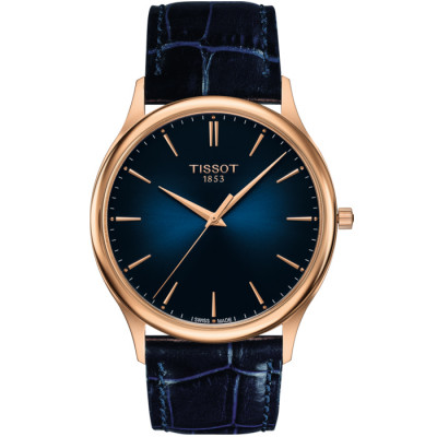 TISSOT T-GOLD EXCELLENCE QUARTZ 40MM MEN'S WATCH T926.410.76.041.00