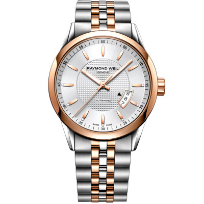 RAYMOND WEIL FREELANCER 42MM MEN'S WATCH 2730-SP5-65021
