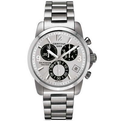 CERTINA DS PODIUM CHRONOGRAPH 42MM MEN'S WATCH C536.7129.42.16