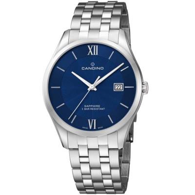 CANDINO TIMELESS 40MM MEN'S  WATCH C4728/2