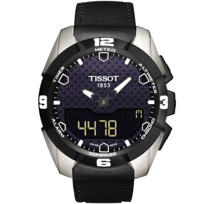 TISSOT T-TOUCH EXPERT SOLAR 45MM MEN'S WATCH T091.420.46.051.00