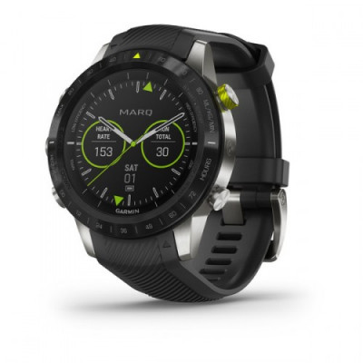 GARMIN MARQ™ ATHLETE TITANIUM 46MM  010-02006-16