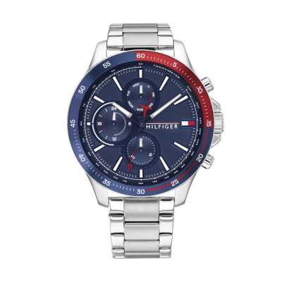 TOMMY HILFIGER BANK 46MM MEN'S WATCH 1791718