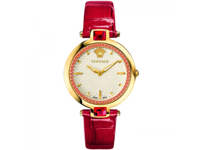 VERSACE CRYSTAL GLEAM 36.5MM LADIES  WATCH VAN04 0016