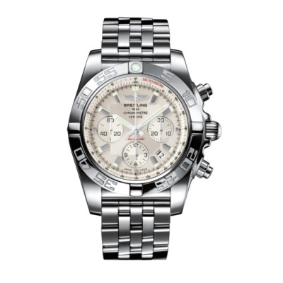 BREITLING CHRONOMAT 44MM AUTOMATIC MEN'S WATCH    AB011011/G684/375A