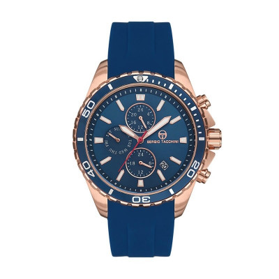 SERGIO TACCHINI ARCHIVIO 45 MM MEN`S WATCH ST.17.105.03