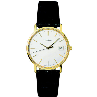 TISSOT T-GOLD GOLDRUN QUARTZ 33.5ММ MEN'S WATCH  T71.3.411.31