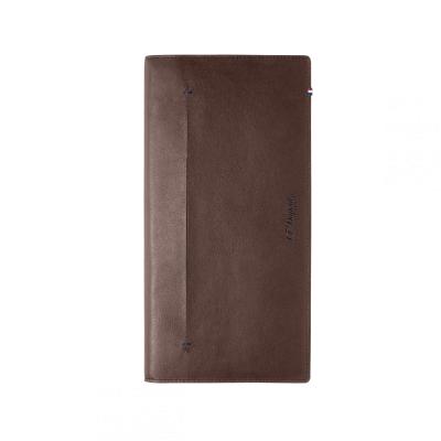 ОРГАНАЙЗЕР ЗА ПЪТ S.T.DUPONT LINE D SLIM BROWN&BLUE 184103