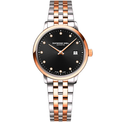 RAYMOND WEIL TOCCATA  QUARTZ 29MM LADIES WATCH 5985-SP5-20081