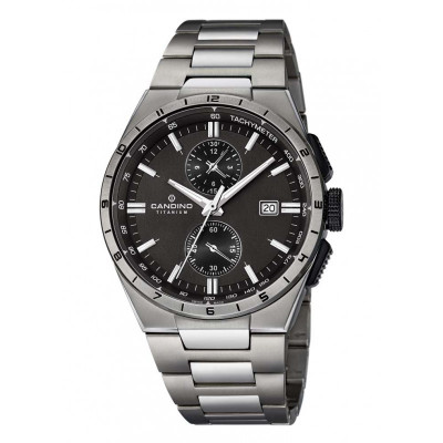 CANDINO SPORT TITANIUM 41MM MEN'S WATCH C4603/3