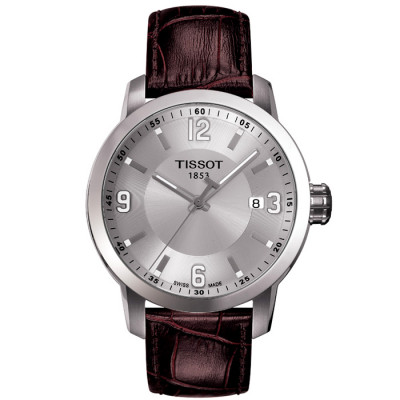 TISSOT PRC 200 QUARTZ 39MM MEN'S WATCH T055.410.16.037.00