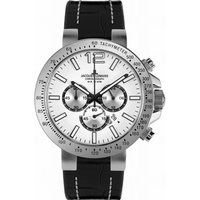 JACQUES LEMANS SPORT 46MM MEN'S 1-1717B