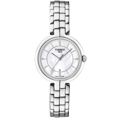 TISSOT FLAMINGO 30MM LADIES WATCH  T094.210.11.111.00