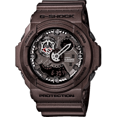 CASIO G-SHOCK   GA-300A-5AER