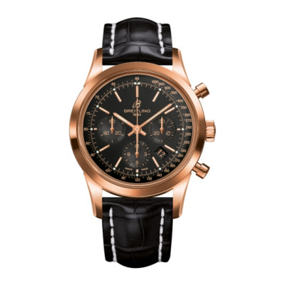 BREITLING TRANSOCEAN CHRONO 43MM AUTOMATIC  MEN'S WATCH RB015212/BB16/743P/R20BA.1
