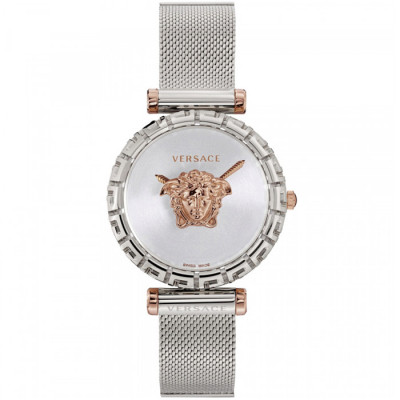 VERSACE PALAZZO EMPIRE GRECA 37MM LADIES WATCH VEDV004 19