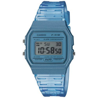 CASIO COLLECTION F-91WS-2EF