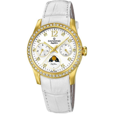 CANDINO MOON-PHASE 33MM LADIES WATCH C4685/1