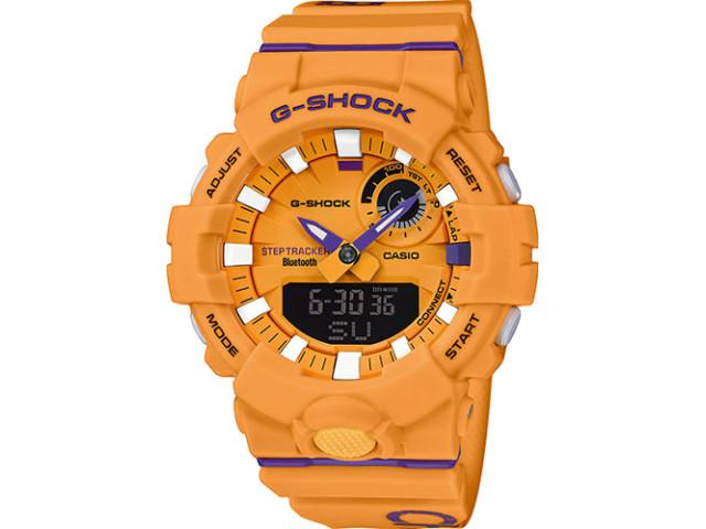 CASIO G-SHOCK BLUETOOTH GBA-800DG-9AER