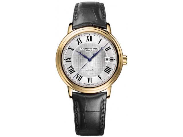 RAYMOND WEIL MAESTRO AUTOMATIC 39.5MM MEN'S WATCH 2837-PC-00659