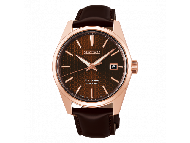 SEIKO PRESAGE SHARP EDGED SERIES  AUTOMATIC 39,3MM MEN'S WATCH SPB170J1