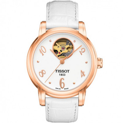 TISSOT LADY HEART AUTOMATIC 35MM LADIES WATCH T050.207.36.017.00