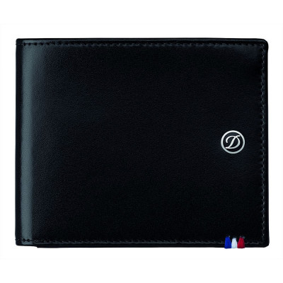 ПОРТФЕЙЛ S.T.DUPONT LINE D 4CREDIT CARDS&COIN PURSE 180007