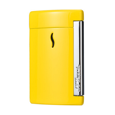 ЗАПАЛКА S.T.DUPONT MINIJET YELLOW POP 10515