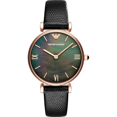EMPORIO ARMANI GIANNI T-BAR  32MM LADIES WATCH AR11060