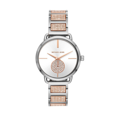 MICHAEL KORS PORTIA  37MM LADIES WATCH  MK4352