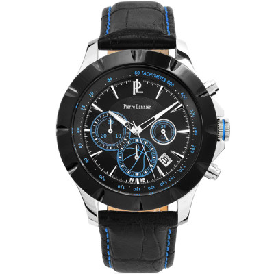 PIERRE LANNIER ELEGANCE CHRONO 45MM MEN'S WATCH 200D363