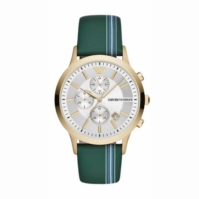 EMPORIO ARMANI RENATO 43MM MEN'S WATCH AR11233