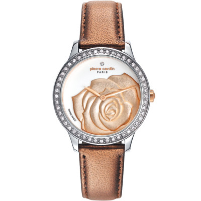 PIERRE CARDIN LAUMIERE FEMME 34MM LADY'S WATCH PC107992S02