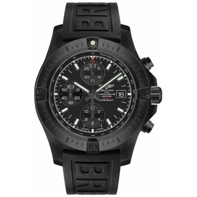BREITLING COLT CHRONOGRAPH AUTOMATIC 44MM MEN'S WATCH M1338810/BF01/152S/M20SS.1