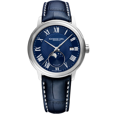 RAYMOND WEIL MAESTRO AUTOMATIC 40MM MEN'S WATCH 2239-STC-00509