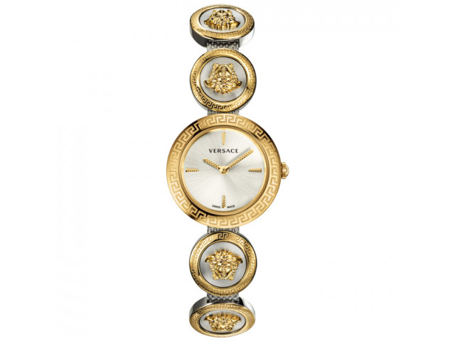 VERSACE MEDUSA STUD ICON 28MM LADIES WATCH VERF008 18