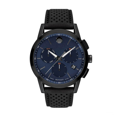 MOVADO MUSEUM SPORT QUARTZ 44MM MEN'S WATCH 607360