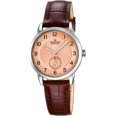 CANDINO CLASSIC / TIMELESS 40MM MEN'S WATCH C4593/3
