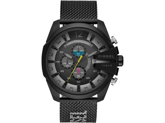 DIESEL MEGA CHIEF 51ММ MEN'S WATCH DZ4514