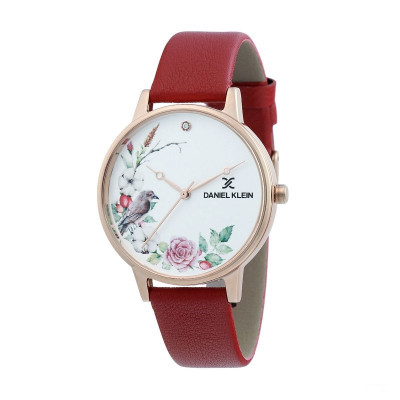 DANIEL KLEIN TRENDY 37MM LADIES WATCH DK1.12338-3