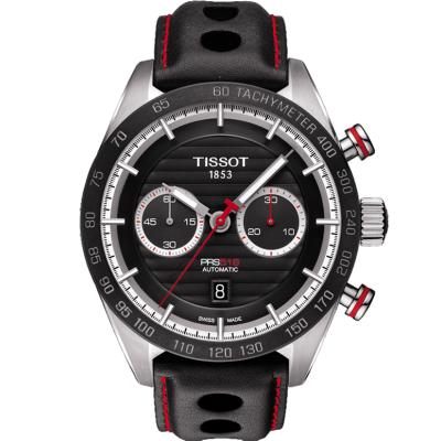 TISSOT PRS 516 AUTOMATIC CHRONOGRAPH 45MM MEN'S WATCH T100.427.16.051.00