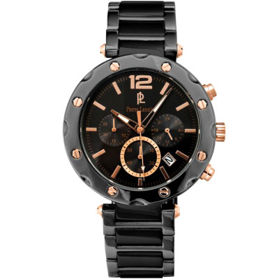 PIERRE LANNIER ELEGANCE CHRONO 42MM MEN'S WATCH  278C439