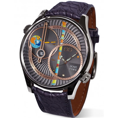 ALEXANDER SHOROKHOFF LEVELS AUTOMATIC 46.5MM LIMITED EDITION 99PIECES AS.DT03-5