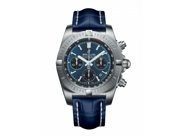 BREITLING CHRONOMAT B01 CHRONOGRAPH 44 MM MEN'S WATCH AB0115101C1P1
