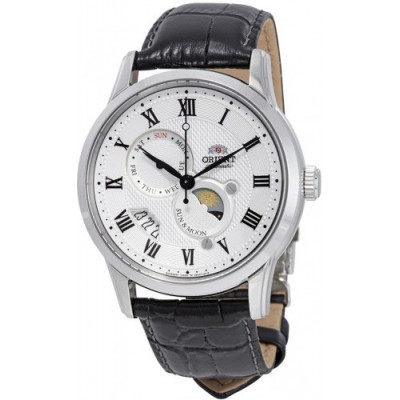 ORIENT CLASSIC AUTOMATIC SUN AND MOON 43ММ MEN'S WATCH FAK00002S