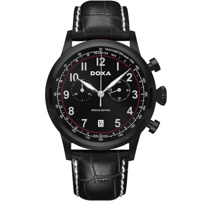 DOXA D-AIR 42MM MEN'S WATCH 190.70.105.2.01