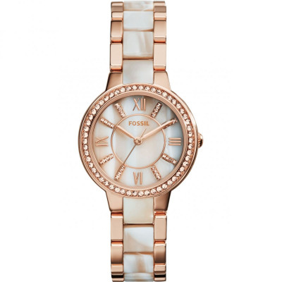FOSSIL VIRGINIA 30 MM LADY'S WATCH ES3716